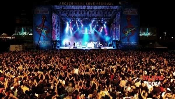 Arezzo Wave Love Festival 2017 fa tappa a Vallo della Lucania