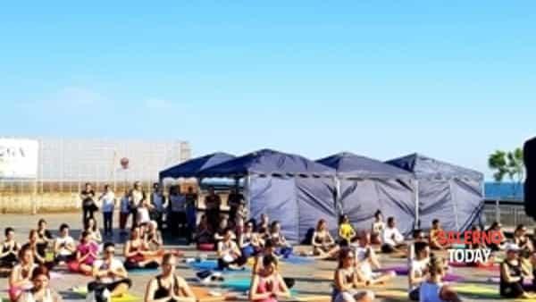 Hatha Yoga a Salerno: una giornata di incontri gratuiti