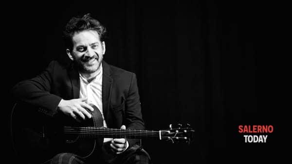 Peppe Voltarelli in concerto ad Aquara