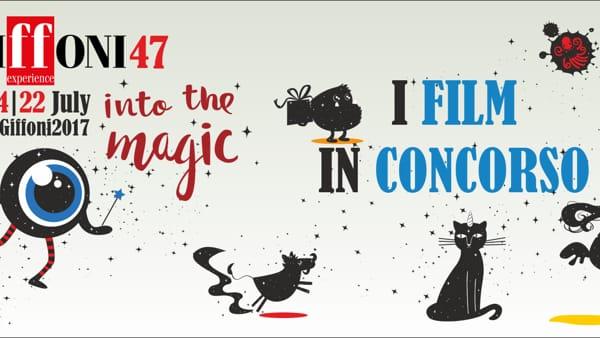 Giffoni Film Festival 2017, ecco i film in concorso dal 14 al 22 luglio