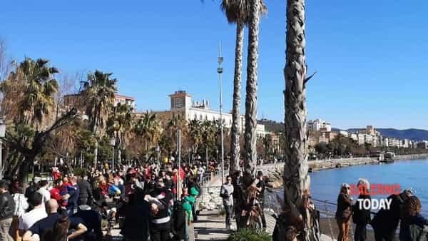 Carnevale a Salerno, tra rinvii e conferme: il video