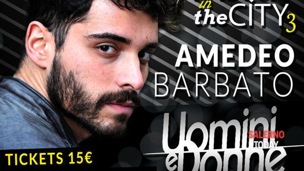 Pasqua a Salerno 2016 al B-side disco da Uomini & donne Amedeo Barbato