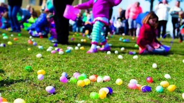 Tremila uova e caccia al tesoro: Pasquetta all'Oasi Alento