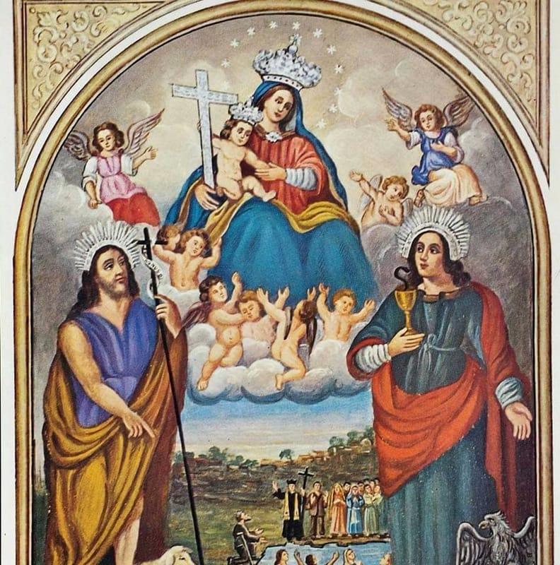 La Madonna dei Bagni