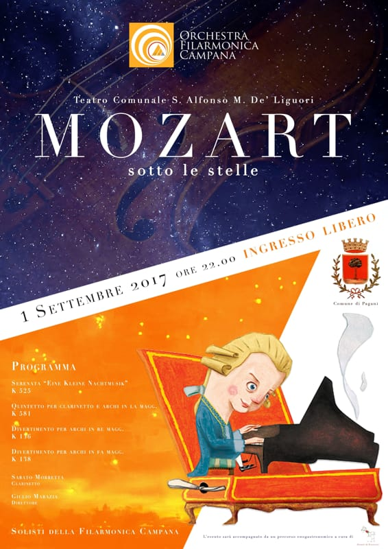 Concerto Filarmonica Campana al Teatro Sant'Alfonso di Pagani