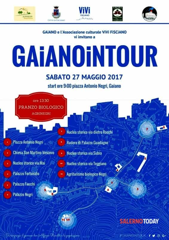 Gaiano in Tour