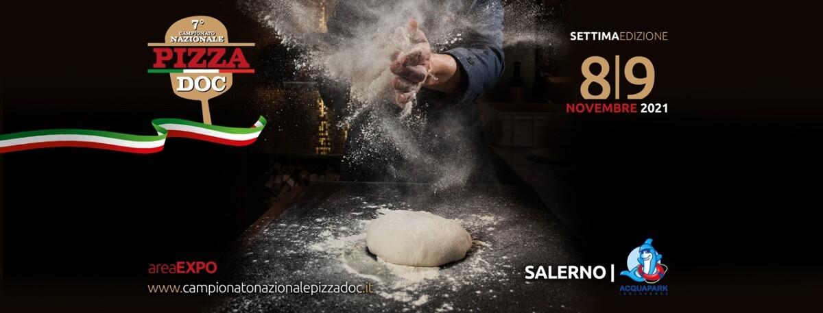 """Salerno: tutto pronto per il """"Campionato Nazionale Pizza Doc"""""""