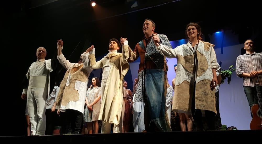 Amazzonia al Teatro Giuffé