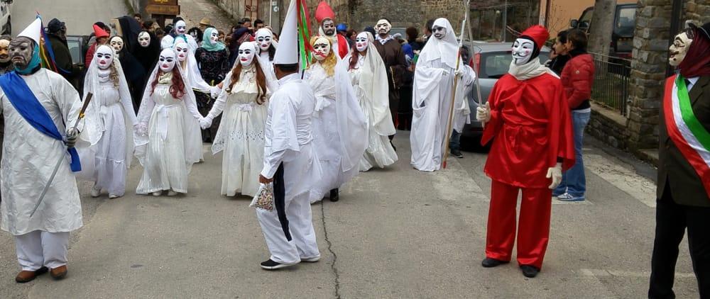 Carnevale San Mauro Cilento
