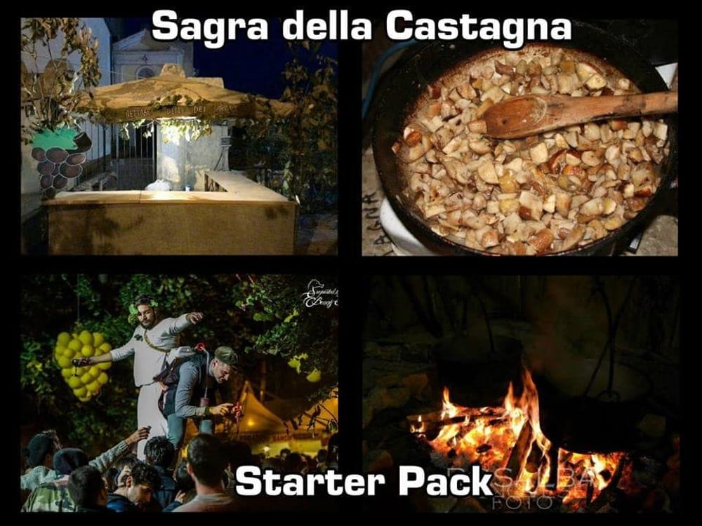 San Cipriano Picentino - Sagra della Castagna 29-31 ottobre