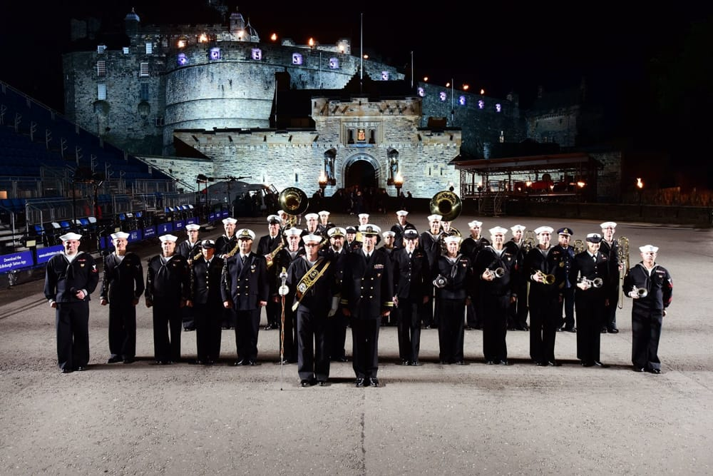 U.S. Naval Forces Europe Band
