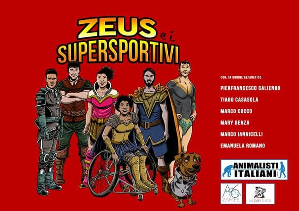 Zeus e i Supersportivi