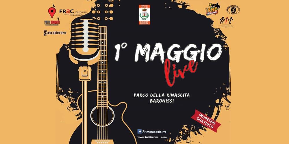 Primo Maggio Live