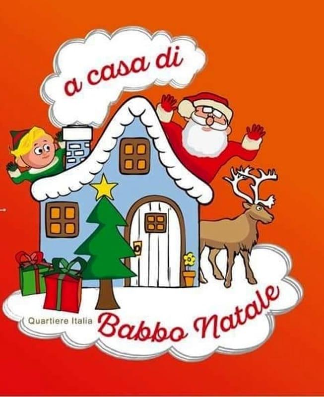 Bambini Babbo Natale Disegno.Babbo Natale Trova Casa A Salerno Ecco La Data Dell Inaugurazione Eventi A Salerno