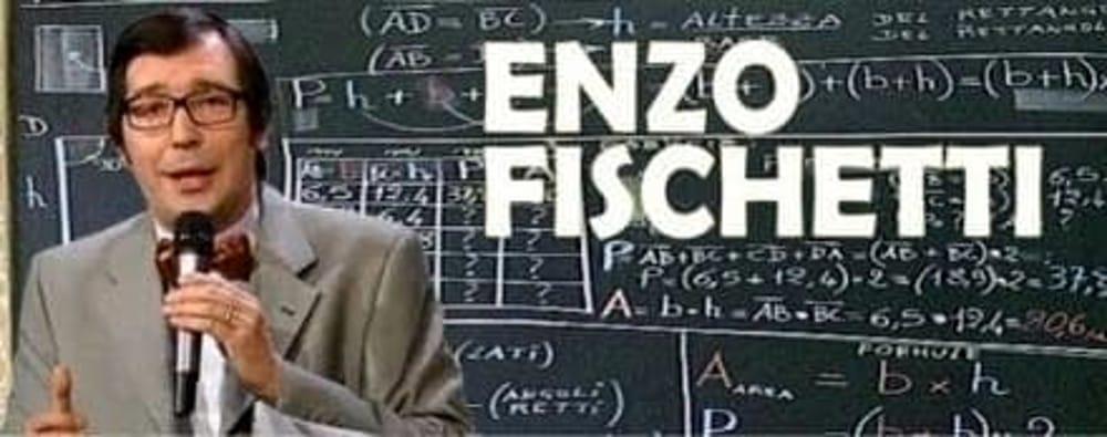 Enzo Fischetti al Modo