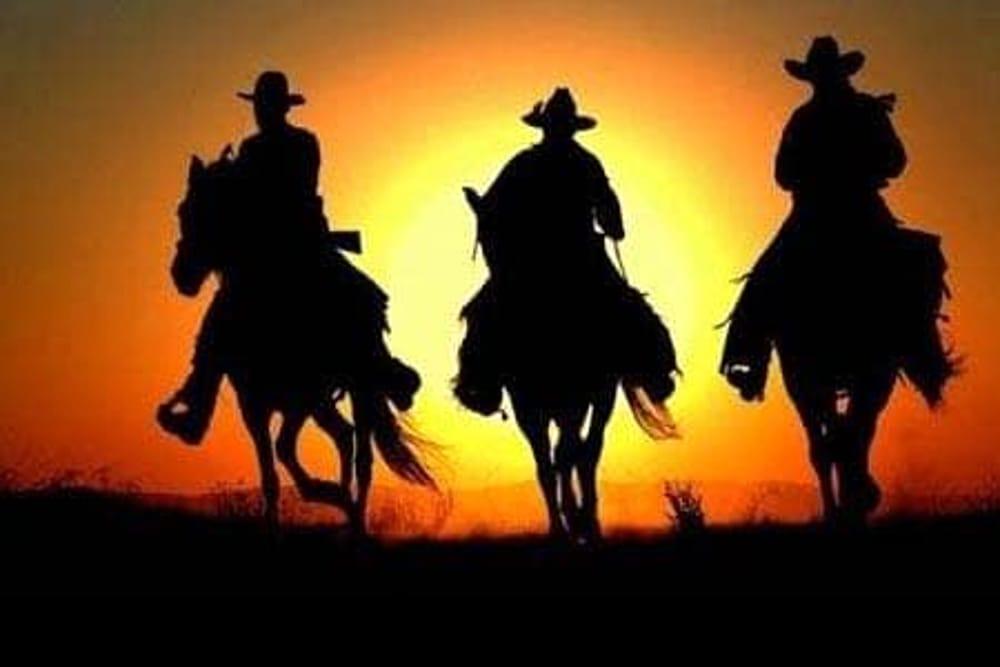 Cowboy sotto le stelle
