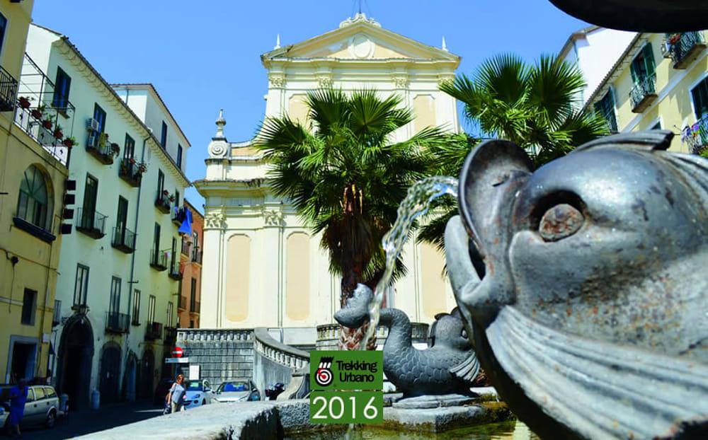 Trekking urbano, 31 ottobre 2016, Piazza Abate Conforti