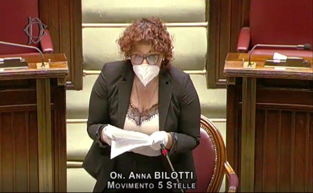 Decreto elezioni arriva in aula alla Camera: parla Bilotti (M5S)