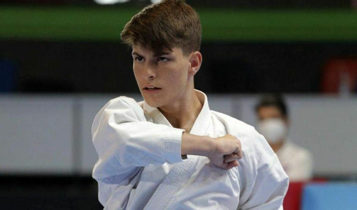Campionati europei di Karate, convocato il giovane salernitano Vincenzo Pappalardo