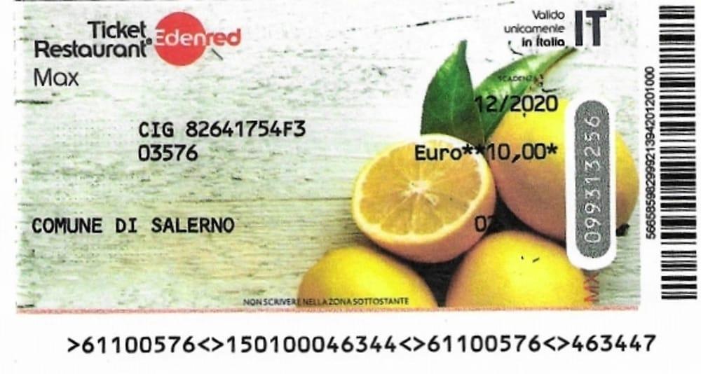 Buoni Spesa a Salerno: riaperti i termini delle domande, ecco come candidarsi