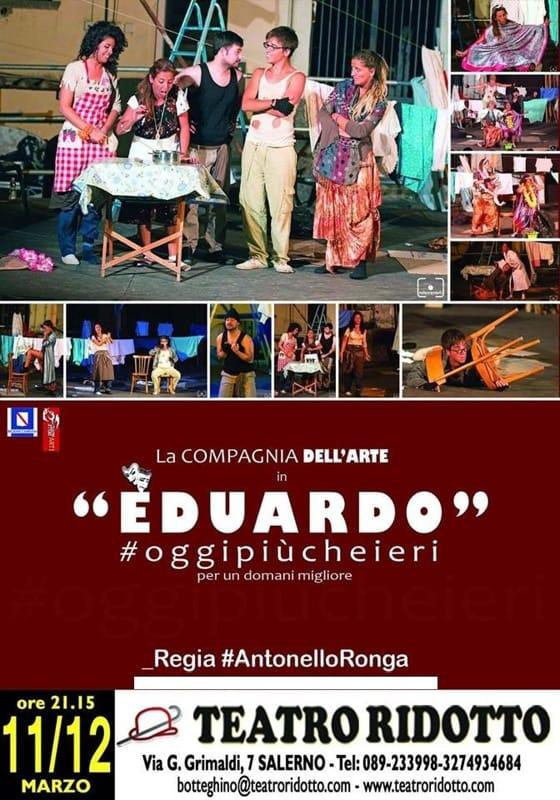Teatro Ridotto, 11 e 12 marzo