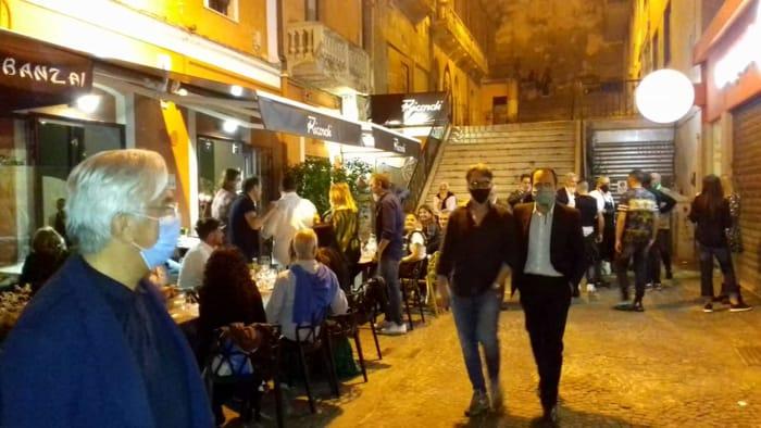 Napoli movida 1