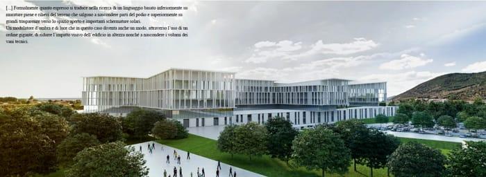 Nuovo Ospedale di Salerno - foto Arcan - Salerno Cantieri&Architettura (1)